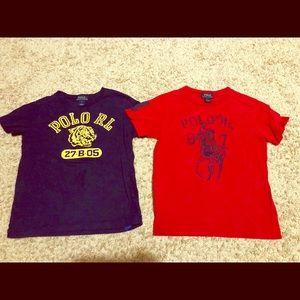 Ralph Lauren Polo T-shirt's